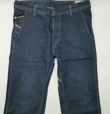 Diesel Pheyo Wash 0088Z W33 L30 blau Herren Designer Denim Jeans Hose Italien