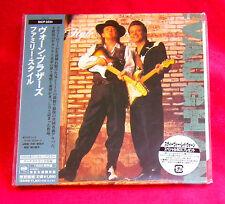 Vaughan Brothers Family Style JAPAN MINI LP CD SICP-1173 Stevie Ray Vaughan