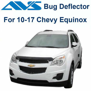 AVS Bugflector II Smoke Hood Protector Shield For 10-17 Chevrolet Equinox  25047