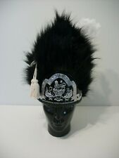 7th foot (royal fusiliers) 1769 pattern drummers fur Grenadier Mitre cap