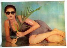 Bollywood India Actor Model Poster - Mamta Kulkarni - 16 inch X 12 inch