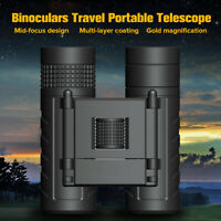 10x22 HD Telescope Military Army Optics Zoom Binoculars Travel Portable  #gift