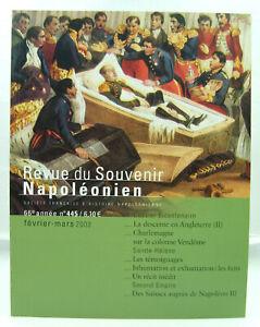 Revue du Souvenir Napoléonien - N° 445 - Février / Mars 2003 - TTBE