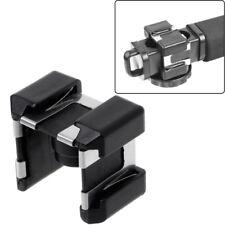 Triple Head Hot Shoe Mount Adapter Bracket Flash Holder Converter Camera Tools