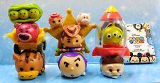 9 Tsum Tsum Disney Toy Story Alien Buzz Peas-in-a-pod Hamm Lotso Mystery vinyl