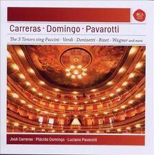 Carreras, Domingo, Pavarotti: The 3 Tenors Sing Puccini, Verdi, Donizetti,...