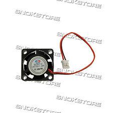 25mm 2-pin VENTOLA ventolina raffredamento COOLING FAN FOR VGA CARD RPM 2500 12V