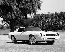 1978 Chevrolet Z28 Camaro Factory Photo m1955-A25I8I