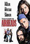 Airheads (DVD, 2006, Sensormatic) Brand New Brendan Fraser Steve Buscemi