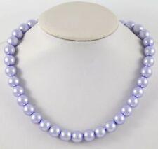Modeschmuck-Halsketten & -Anhänger aus Glas Glassteine