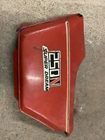 HONDA CB 250 N SUPERDREAM - LEFT SIDE BODY PANEL SEAT SIDE PANEL