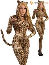 Bristol Novelty 78846 Sly Leopard Costume UK Size 10-14