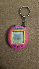 Tamagotchi Connection v2 Pink yellow virtual pet electronic keychain handheld
