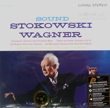 The Sound Of Stokowski And Wagner Analogue Productions Ap-2555