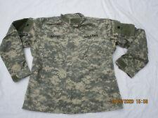 Original US Coat Army Combat Uniform,ACU,Gr. Medium, Digital Camo Jacket