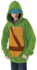 Leonardo Hoodie TMNT Teenage Mutant Ninja Turtles Fancy Dress Halloween Costume