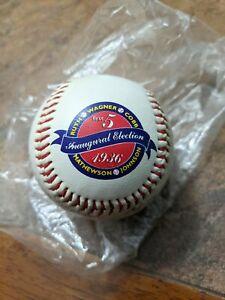 """1996 """"First 5 - Inaugural Election - 1936 Hall of Fame - COMMEMORATIVE BASEBALL"""
