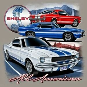 Shelby GT350 T-Shirt - A Ford Shelby Mustang GT 350 Owner's MUST HAVE! Free Ship