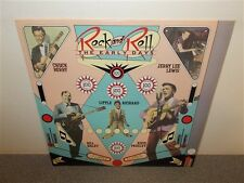 Rock And Roll The Early Days . Chuck Berry . Little Richard . Elvis Presley . LP