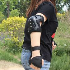 6/7Pcs Adult Roller Skating Bicycle Knee Wrist Guard Elbow Pad Adjustable&Helmet