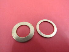 1939-48 Ford 48-56 PU brake master cylinder fitting copper washers 91A-2151/52