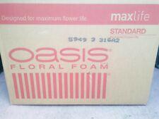 0020 Oasis Standard Floral Foam MaxLife (48/Cs)