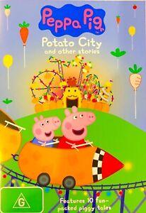Ii12 🆕sealed-Peppa Pig: Potato City - DVD Region 4