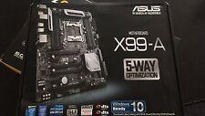 ASUS X99-A II LGA 2011-v3 Intel X99 SATA 6Gb/s USB 3.1 USB 3.0 ATX Motherboard
