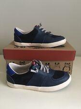 Boys Camper Pelotas Persil Navy Shoes Size 12UK / 31EU