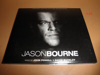JASON BOURNE soundtrack CD john POWELL david BUCKLEY matt damon alicia vikander
