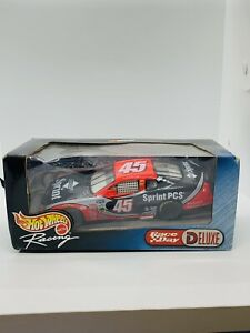 """Nascar 2000 Hot Wheels Racing """"RACE DAY DELUXE"""" 1:24 Scale  #45 SPRINT PCS CAR"""
