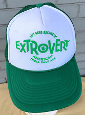 Extrovert India Pale Ale IPA Left Hand Brewing Snapback Baseball Cap Hat