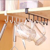 Kitchen Storage Storage Rack Cupboard Hanging Hook Hanger Chest Organizer Holder