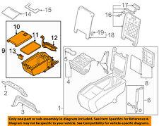 AUDI OEM 10-15 Q7 Rear Console-Cooler 4L0862879A
