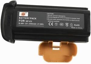 High Quality 2300mAh NP-E3 Ni-MH Battery for Canon EOS 1D,1D Mark II,1DS Mark II