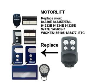 Ersatz Handsender kompatibel Motorlift 84335EML / Chamberlain 94335E