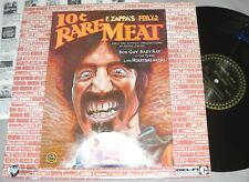 """FRANK ZAPPA Rare Meat 12"""" VINYL EP record Rhino/Del Fi USA 1983 mini album EX/NM"""
