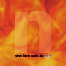 "Nine Inch Nails - Broken [New Vinyl LP] Explicit, With Bonus 7"""