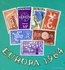 EUROPA  1964 TIMBRE MONACO  Premier Jour 1°  FDC  Yt 652bis