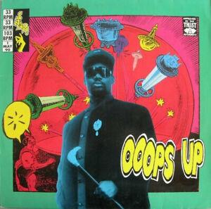 """2nd Vinyl - 12"""" Single – Snap! – Ooops Up"""