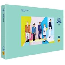 SHINEE - THE 4TH CONCERT DVD [SHINEE WORLD IV], 2 DVD+Post Card Book