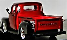 Pickup Chevy Built 1950s 1 Truck Race Sport Wagon Chevrolet Vintage Car Model 24