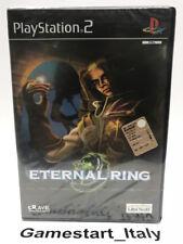 ETERNAL RING - PS2 - VIDEOGIOCO NUOVO SIGILLATO - NEW SEALED PAL VERSION