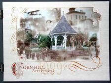 Corn Hill Arts Festival Rochester NY 1999 Poster Print  Sam Nicolosi