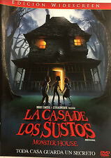 Monster House, La Casa De Los Sustos: -Spanish/English/Korean Version DVD, 2007