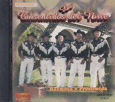 Los Consentidos Del Norte Hermosa y Presumida CD New Sealed