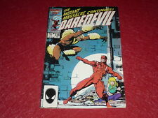 [BD COMICS MARVEL USA] DAREDEVIL # 238 - 1987  Sabretooth