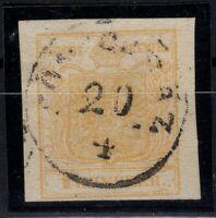 P126343/ AUSTRIA – MI # 1Y USED CV 135 $