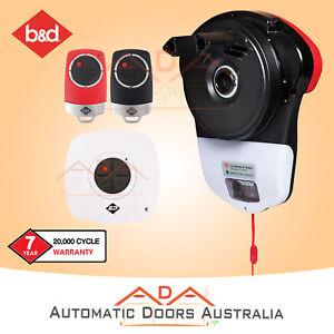 B&D Control A Door Power Drive CAD PD Garage Roller Door opener