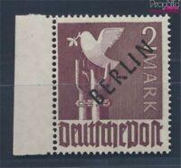Berlin (West) 18 geprüft postfrisch 1948 Schwarzaufdruck (8717024